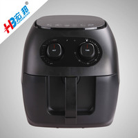 commercial multipurpose induction air deep fryer