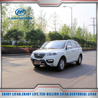 Classic Environmental New Luxury SUV Car For Sale