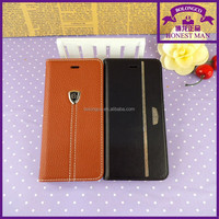 pu leather cover tpu inside case flip wallet phone cases for iphone 6 from china supplier