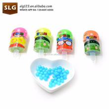 Ice Cream Shape Toys With Colorful Sweet Fruit Hard Candy
