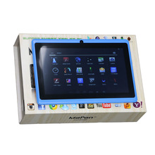 Keyboard tablet 7 inch, MaPan tablet with keyboard, leather keyboard case 7 inch tablet