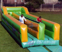 High quality !Christmas inflatable slide ,man and animal inflatable slide for kid ,airtech inflatable water slip n slide