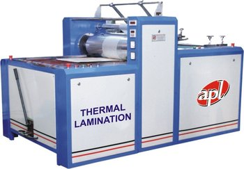 Semi Auto Thermal Lamination Machine