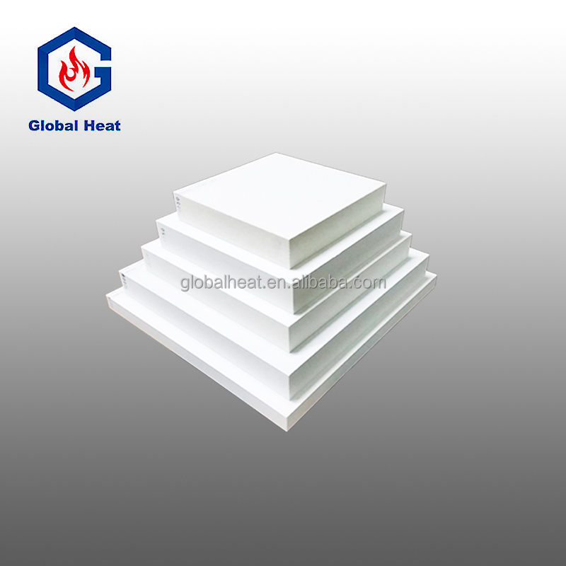 low thermal conductivity fireproof heat insulation material ceramic fiber board