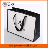 Printed Custom Made Shopping Paper Bags