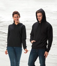 Free sample 80% cotton 20% polyester sports unisex jumper hoody