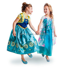 HOT new movie star princess halloween nude cosplay elsa costume dress cosplay QKC-1676