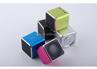 MUSIC ANGEL MD06 Wireless Mini Portable Bluetooth Speaker For Mobile Phone Computer MP3 Tablet JH-MD06