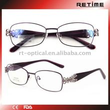 best designer eyeglasses with diamond with stone womens(WD-076)