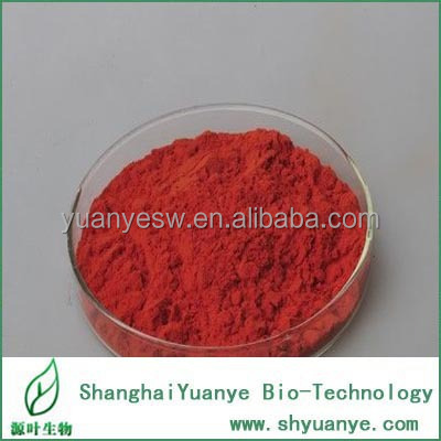 High quality Tomato extract CAS:502-65-8 Lycopene 98%