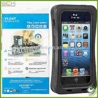 Waterproof cell phone case for iphone 5 5""