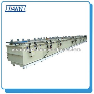 Copper Plating Production Machine