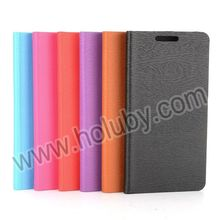 2014 for Zenfone 6 Leather Case Flip Cover for Asus Zenfone 6