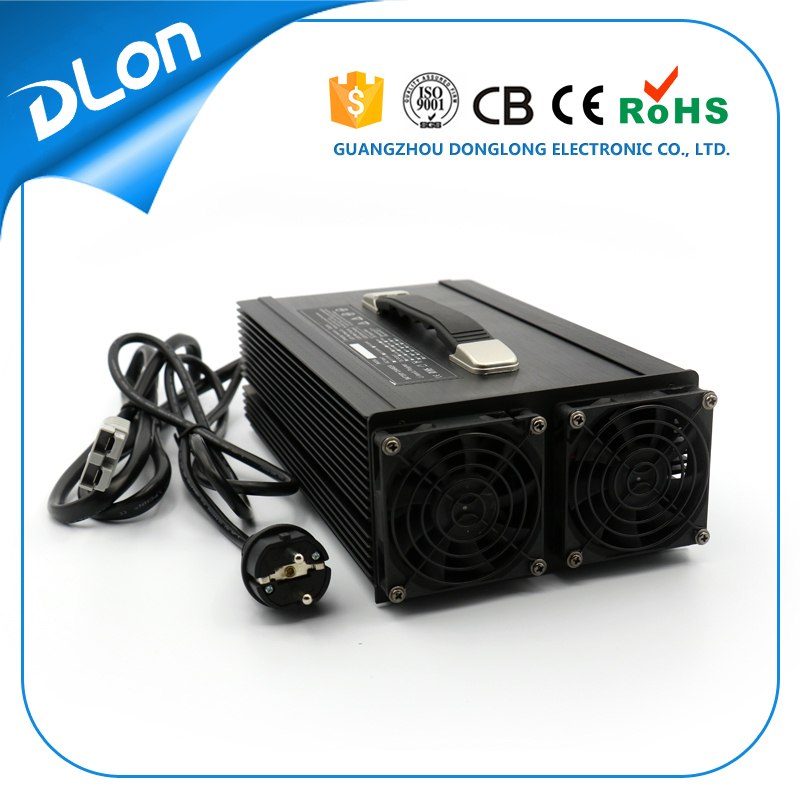 factory wholesale forklift / electric golf cart / electric city bus battery charger 24v 50a