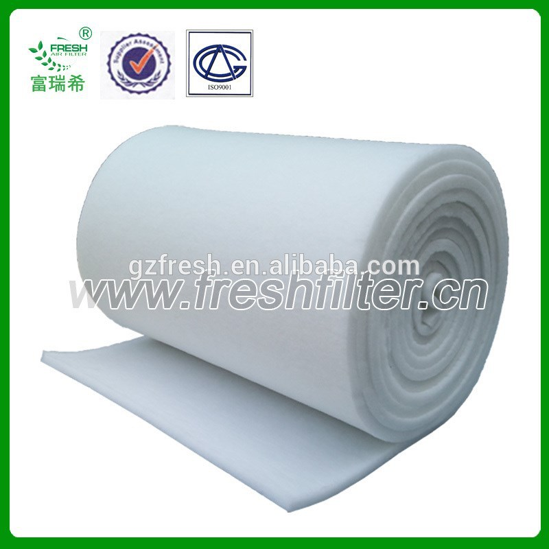 Air inlet filter cotton pre filter material g4 for car spray booth