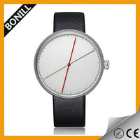 2015 custom Charming simple fancy hand watch for girls&men