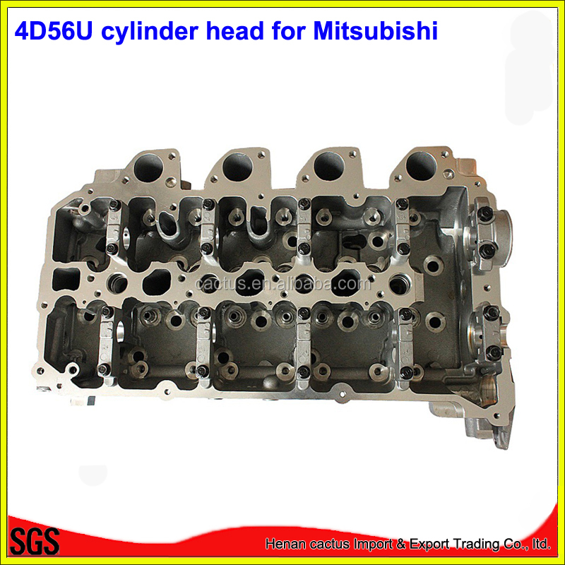 <strong>Car</strong> parts 4D56U engine cylinder head for <strong>Mitsubishi</strong> <strong>L200</strong> 2.5L