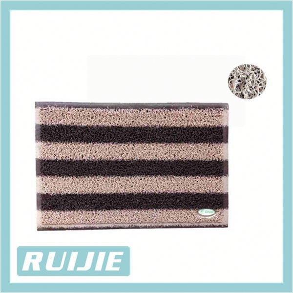 PVC Waterproof Water Absorbing Door Mat ,Rubber Bath Mat,Memory Cotton Bath Mat from manufacturer