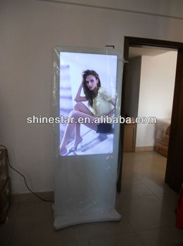 46inch floor standing Kiosk LCD advertising equipment
