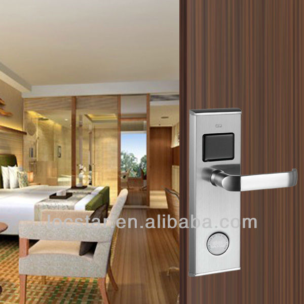 Hotel Door Lock Security Padlock Alarm