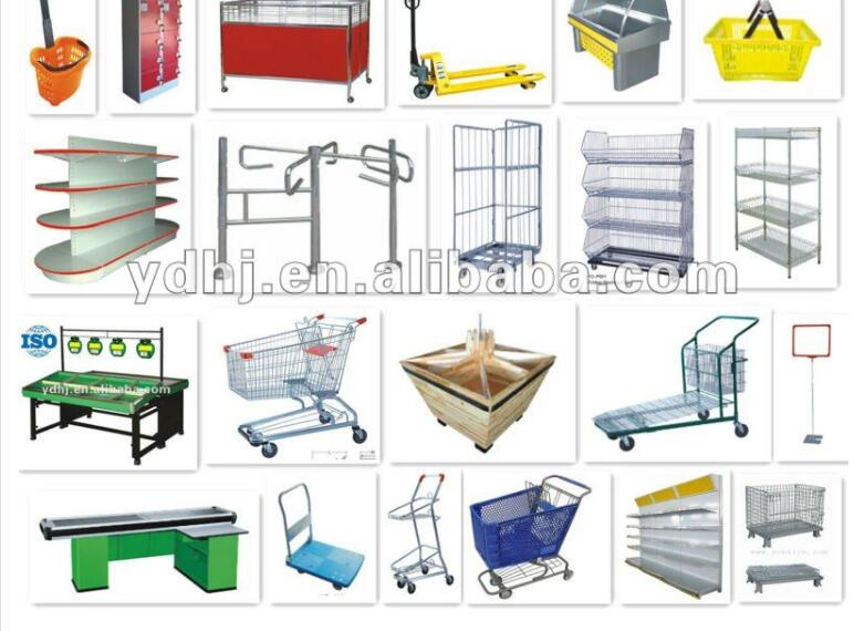 Top Quality Light/Medium/Heavy Duty Metal Warehouse Rack Storage Racks