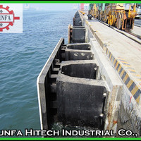 Durable HP Type Rubber Fender Boat