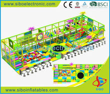 GZ Sibo Eco-friendly Indoor Castle Playground Design For Children