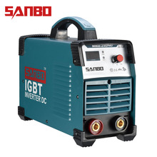 SANBO OEM CCC IGBT 160A inverter single phase portable arc welding machine