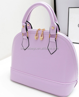 Popular western style ladies fashion elegant lady leather handbag wholesale white handbags ladies 2015
