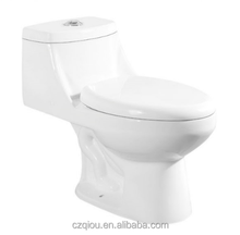 Economical chao zhou Siphonic one piece s-trap toilet TO2810-1