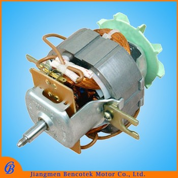 AC motor motors for home appliances ,Universal motor