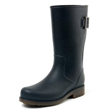 Hangzhou Tongpu Tall men clear pvc rain boots
