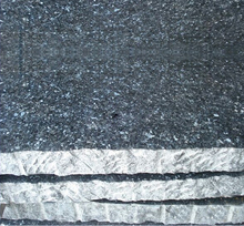imported blue pearl granite slabs price in banglore China direct sale