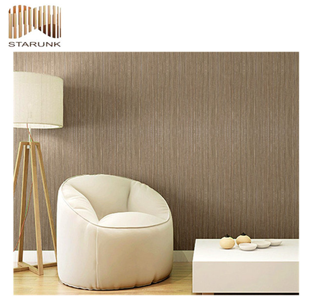 hot sale decorative plastic outdoor woven vinyl wall covering
