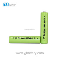 1.5v aa ni-mh aaa700mah rechargeable battery pack for electric bike