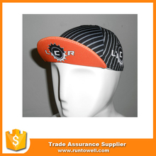 Custom Professional Breathable high quality cycling cap, 2015 blank cycling cap wholesale
