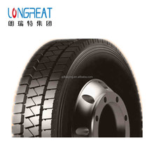 China top brand high quality second hand 10.00R20 radial truck tire