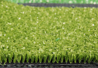 Artificial Turf Grass Used for Basketball Flooring With high elasticity