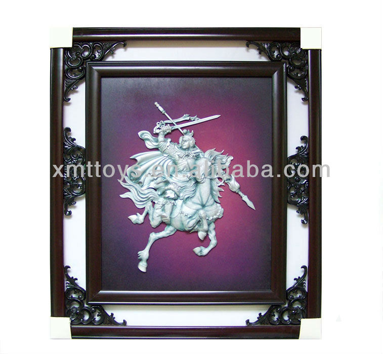 supply resin carve wood snap frame