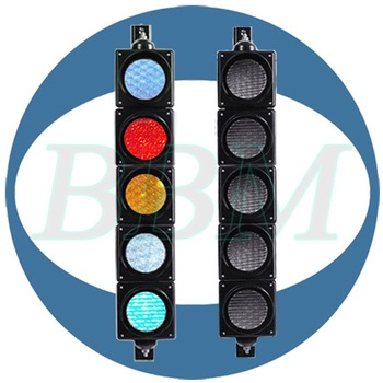 New invention five color 100mm small lamp traffic signal