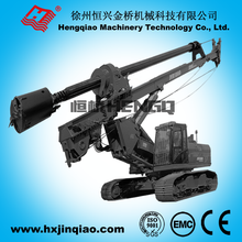 HENGQ Brand Horizontal Directioal Rotary Drilling Rig for Infrastrature Construction