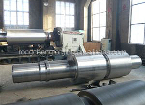 Customized steel forging/forged shaft auto parts for industry