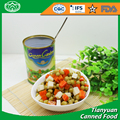 Canned mixed vegetables 400G factory whole sale