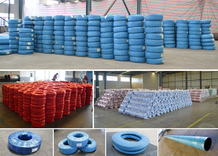 50m colorful high quality air rubber hose