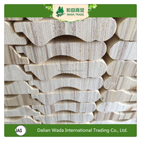 China supplier WADA Poplar LVL wood moulding to Japan