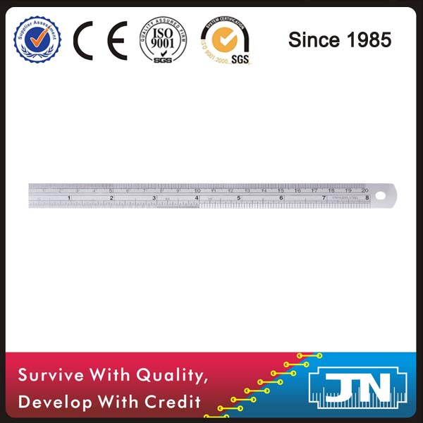 Stainless Steel Straight Ruler Measuring Tool 200MM 8INCH
