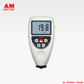 Digital Paint thickness gauge meter for magnetic and eddy current testing AC-110A
