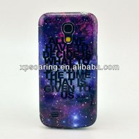 high quality for Galaxy S4 mini Star tpu case cover