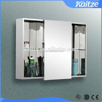 economics furniture SS revolving bathroom cabinet