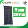CE TUV Certified Mono 320w 72 cells Solar Photovoltaic Module with Good Price per Watt
